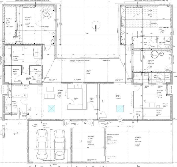 plan maison 2014